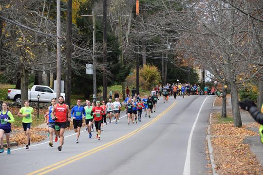 Seacoast Half Marathon on runladylike.com